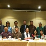 District Governor from District 3292 – Nepal/Bhutan pays a visit ..